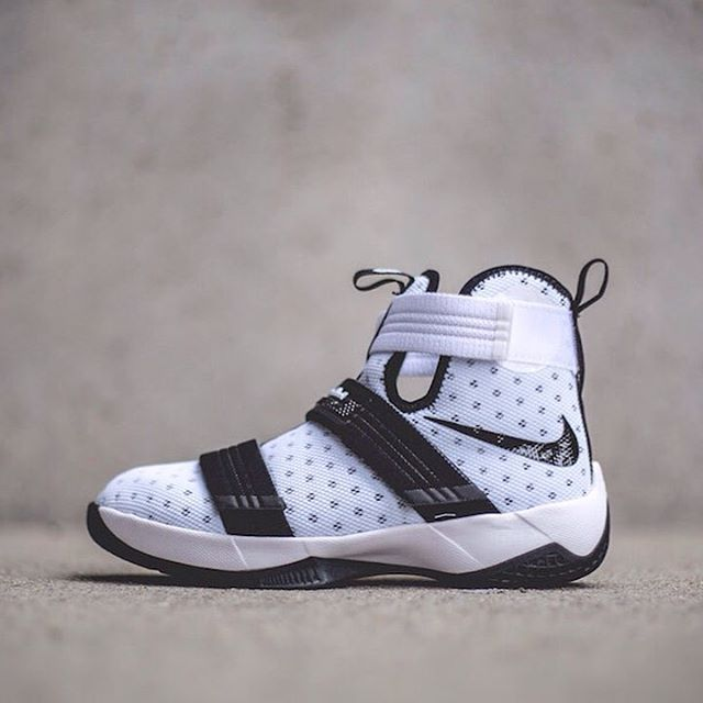 new products 15e68 b1188 Nike LeBron Soldier 10 GS