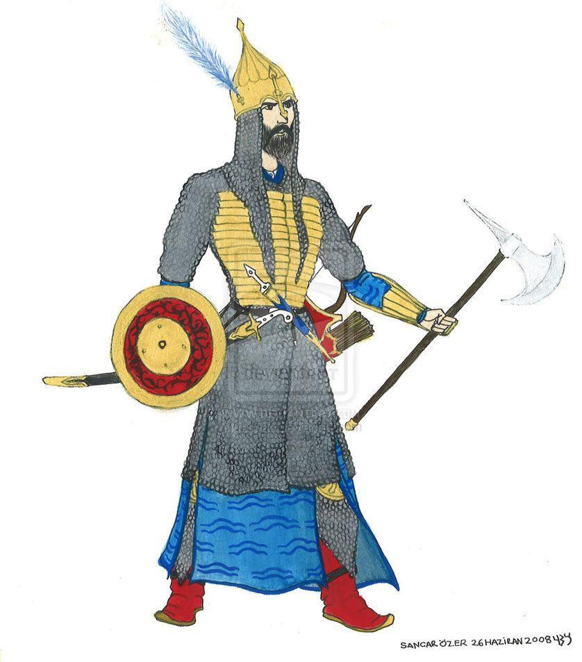 Timarli Sipahi by rasnac