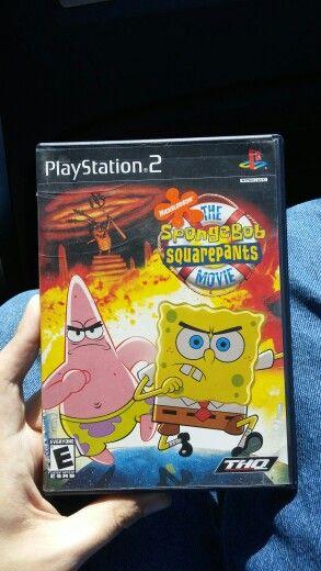 Spongebob Squarepants Movie game