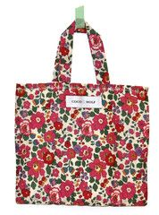 Liberty Print 'Betsy' Pencil Tote Bag