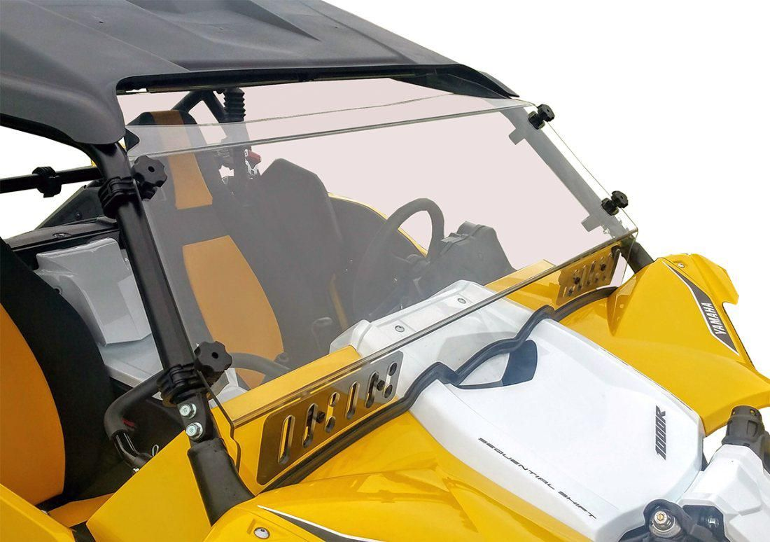 UTV Headquarters Yamaha YXZ Full HardCoated Windshield