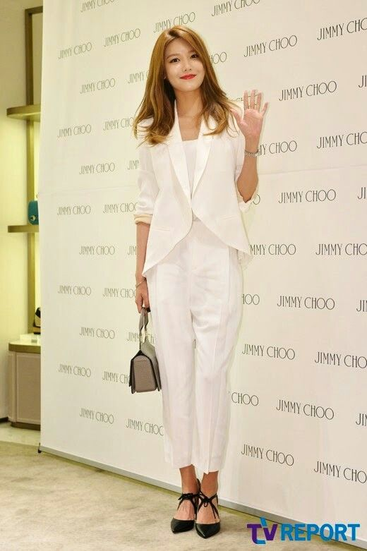 Snsd Sooyoung for Jimmy Choo event