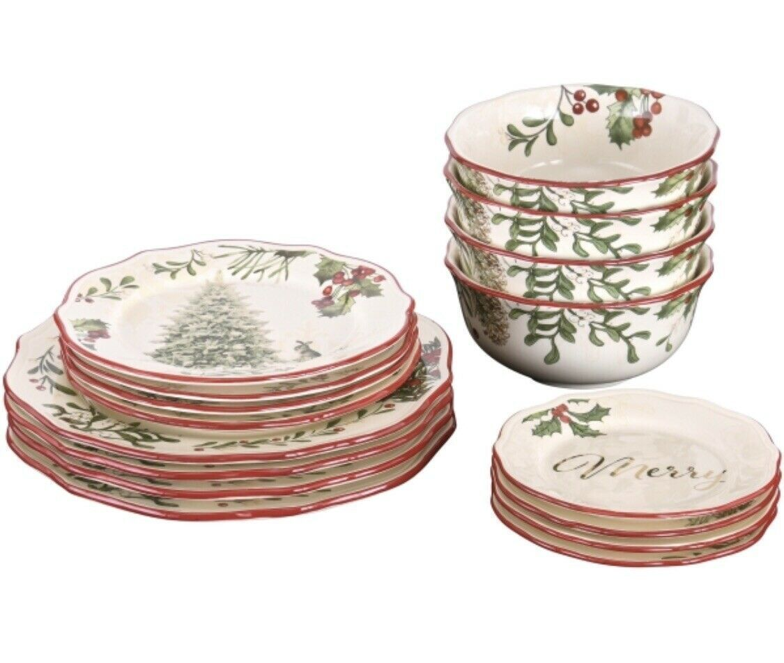 4343e47d544d41f38f3164eec3c7660f - Better Homes And Gardens Heritage 12 Piece Dinnerware Set