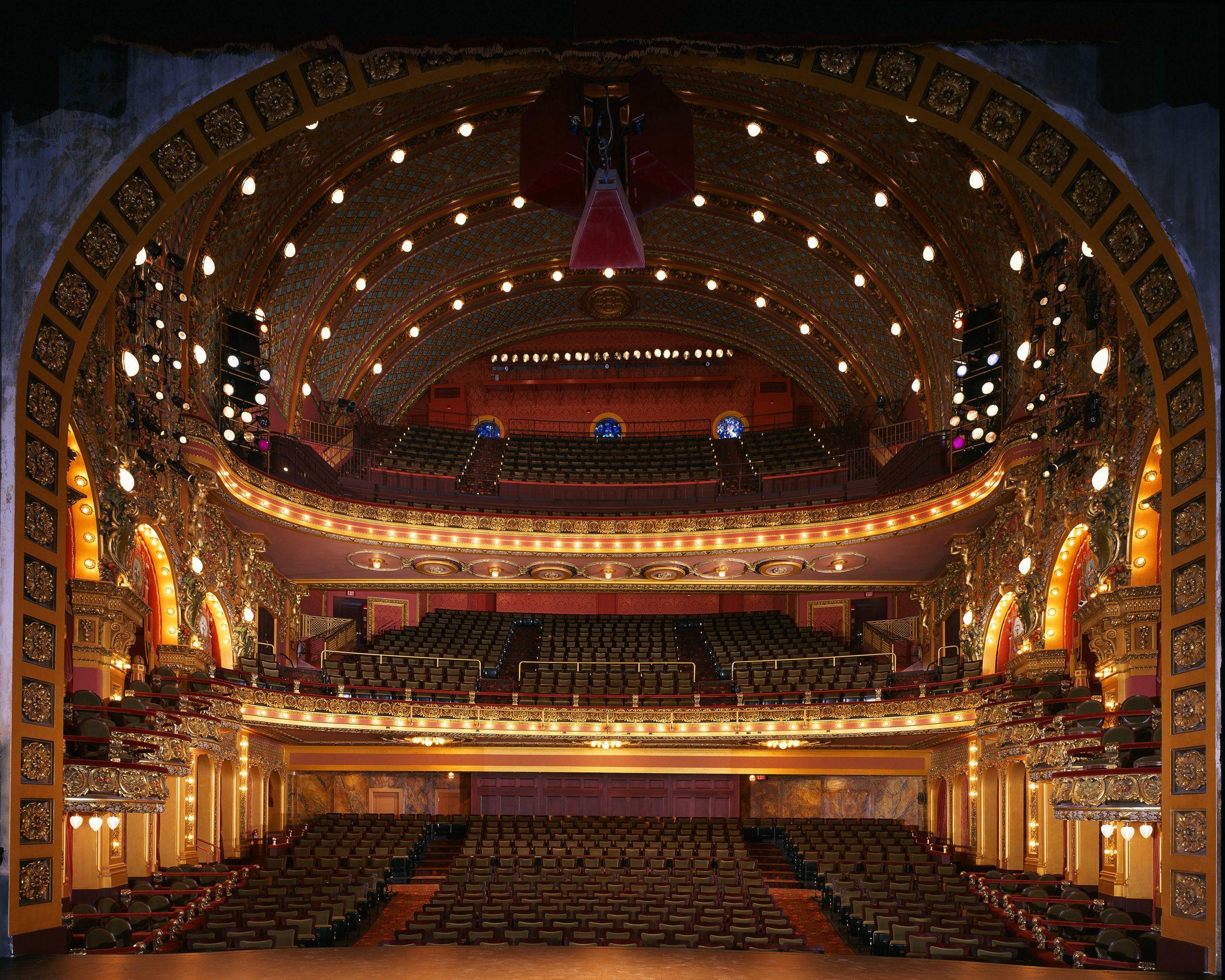 Emerson Cutler Majestic Theatre Majestic Theatre Historic Theater Berklee College Of Music
