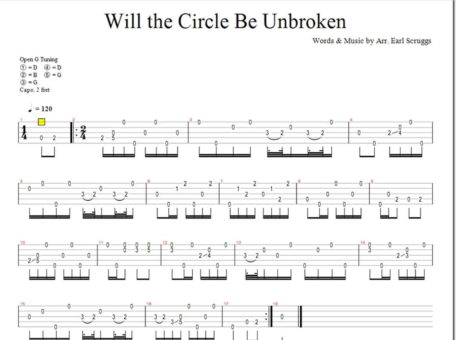 Banjo tabulaturytablaturetabtabs banjo tabulatury banjo tabulaturytablaturetabtabs hexwebz Images
