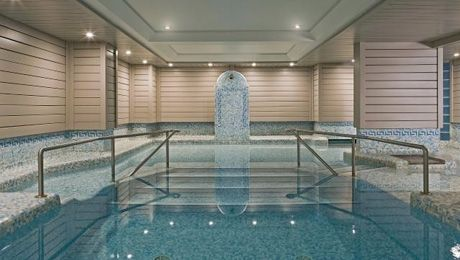 Deep Nature By Algotherm Hotel Le Morgane L Hotel Le