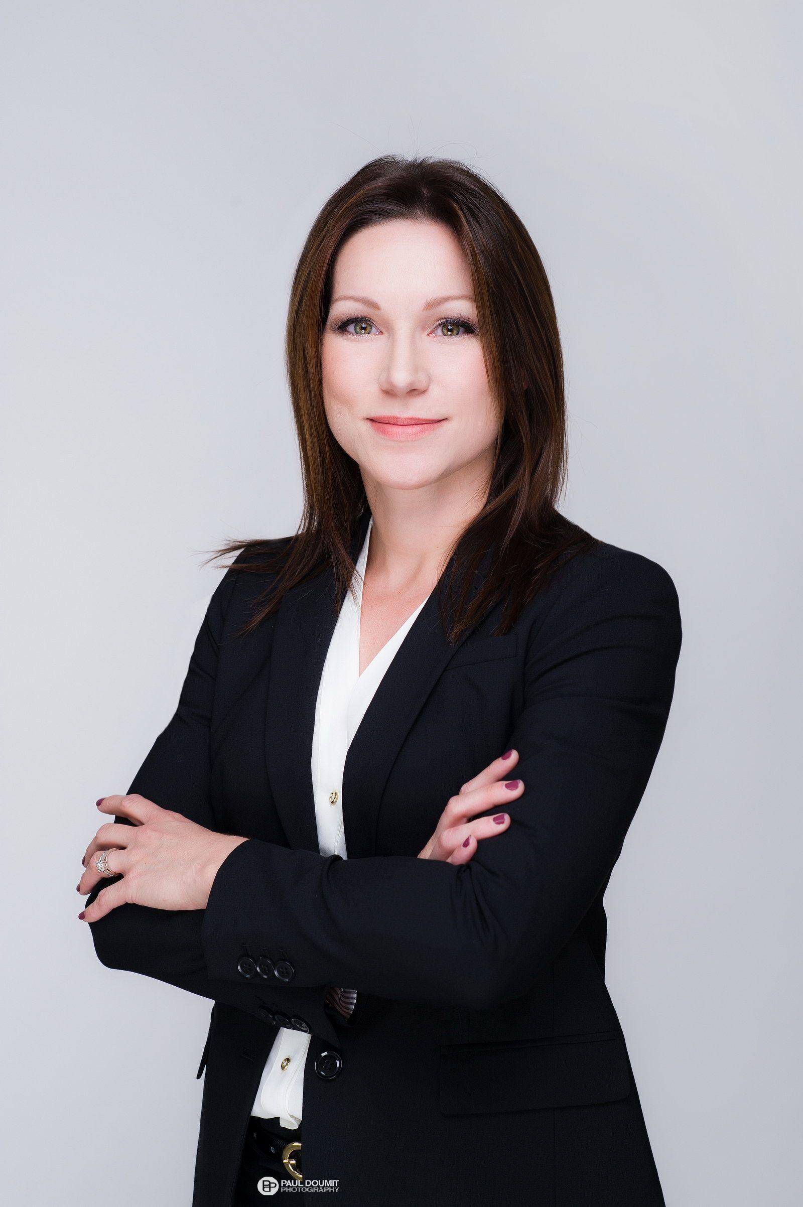 Female Corporate Headshot Realtor Business Women Business