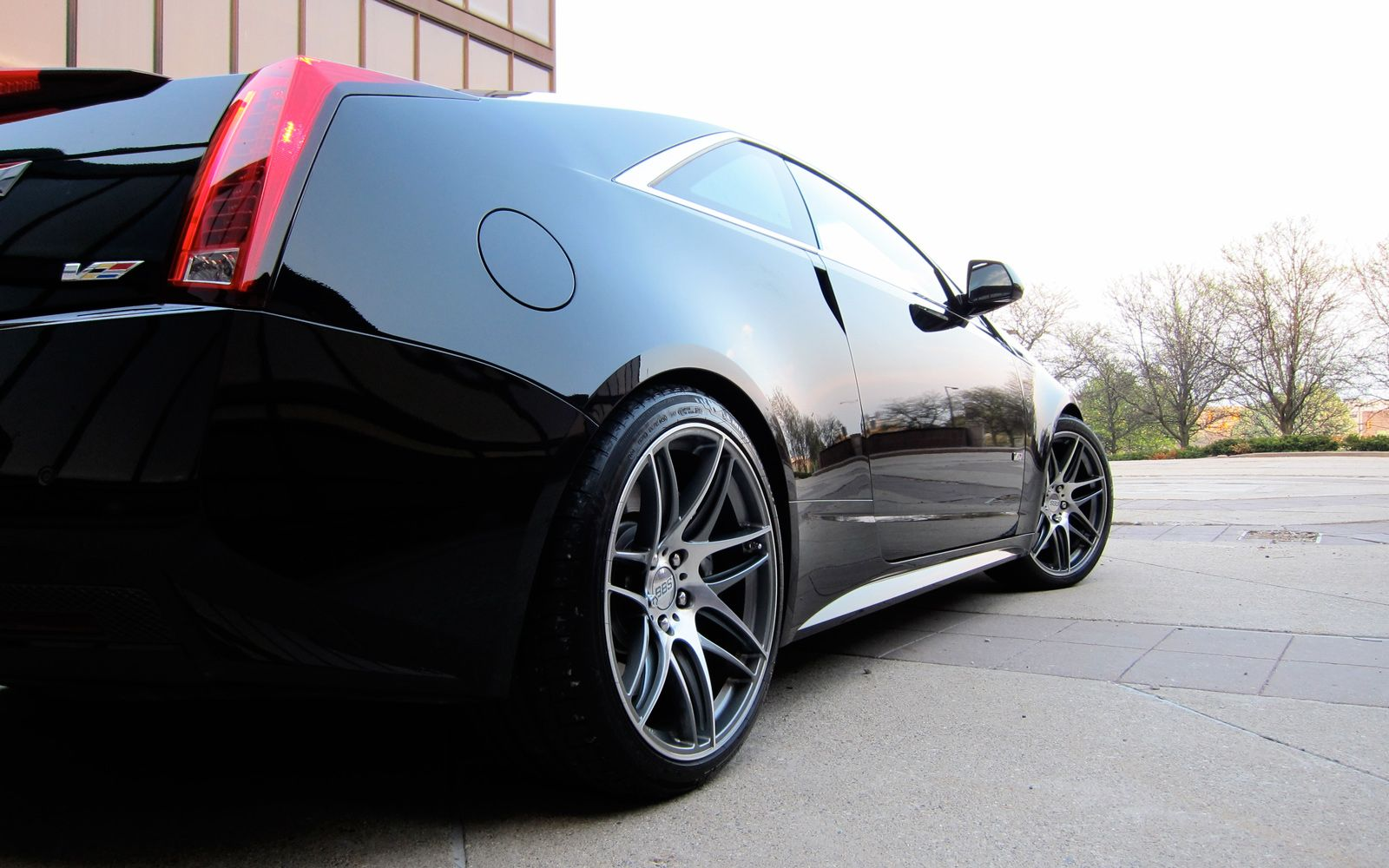 picture time cts v coupe on 20 bbs cx rs cadillac cts v coupe rh pinterest com