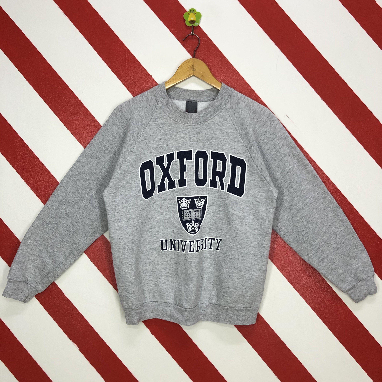 Vintage 90s Oxford University Sweatshirt Oxford Crewneck Etsy University Sweatshirts Sweatshirts Sweaters [ 3000 x 3000 Pixel ]
