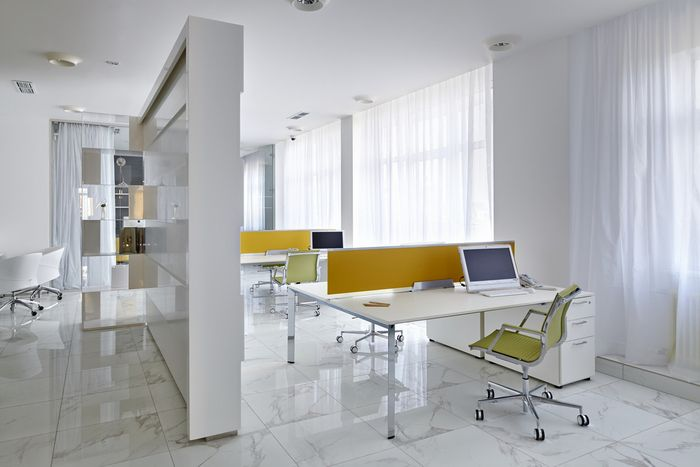 Dry Cleaning Company Offices - Moscow - Office Snapshots ...