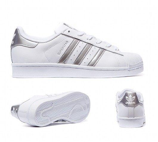 adidas superstars black and white footasylum