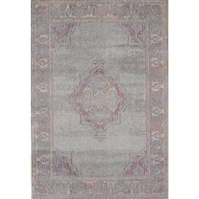 Rugs America Barbara Multi Gray 2 Ft 0