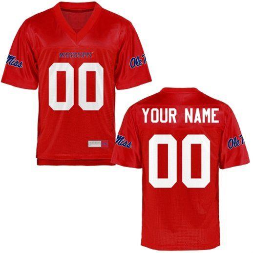 outlet store 68d1e fd29a College Football Jersey, Big n Tall 3X, 4X, 5X, Custom NCAA ...