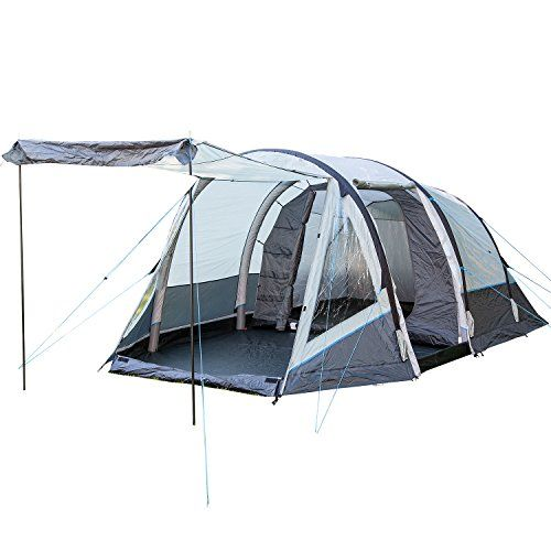 Skandika Folldal 4 Air-Rise Inflatable Family Group Tent 4 Person Man with Sewn  sc 1 st  Pinterest & Skandika Folldal 4 Air-Rise Inflatable Family Group Tent 4 Person ...