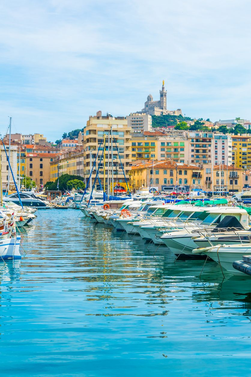What To Do In Marseille In November Avec Images Vieux Port
