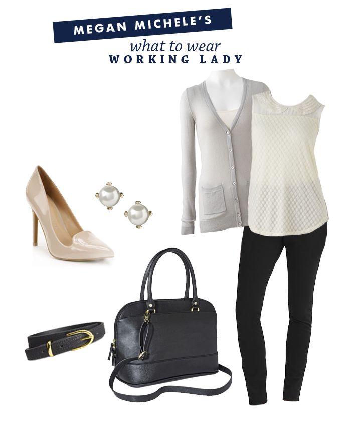 Ashlee Proffitt: What To Wear: Working Lady
