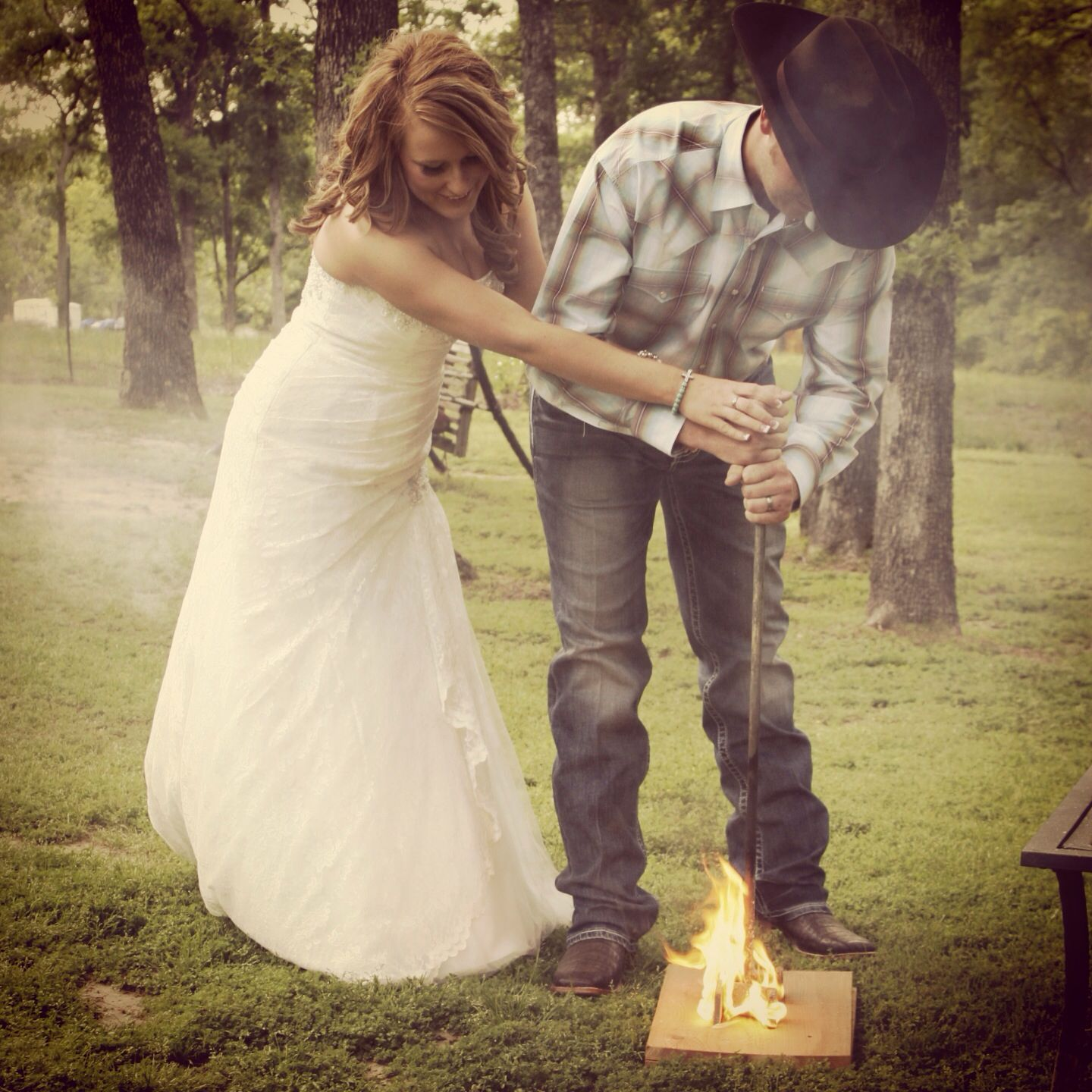 Wedding Branding Ideas: Instead Of A Unity Candle On Your Wedding Day We Decided