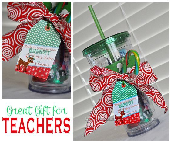 Imagenes De Homemade Christmas Gift Ideas For Teachers From Students