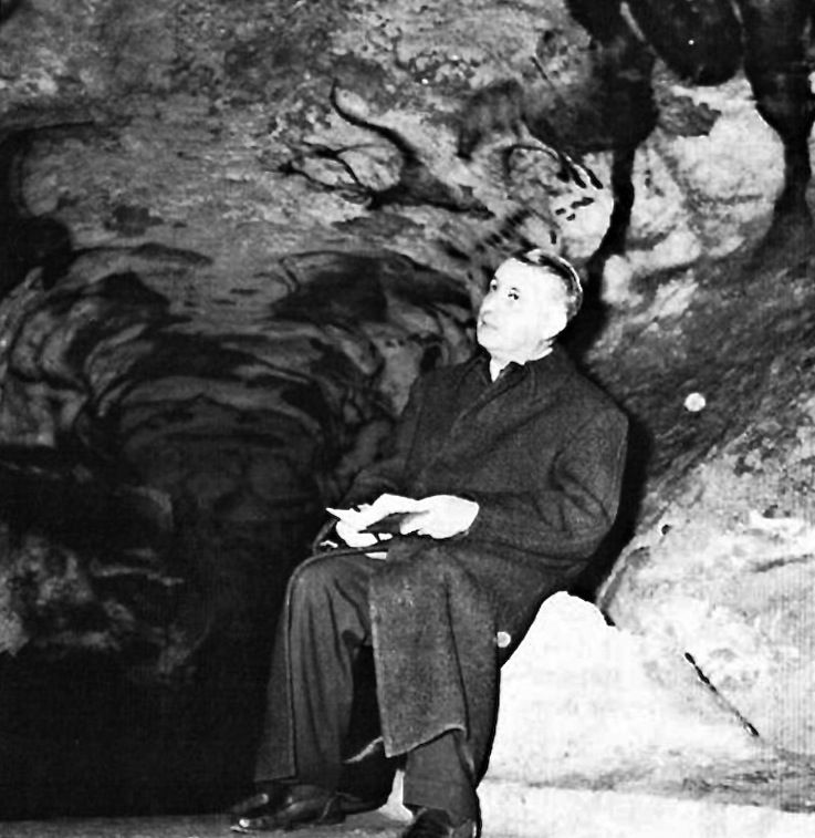 georges bataille in lascaux writers artist people literature and history pinterest. Black Bedroom Furniture Sets. Home Design Ideas