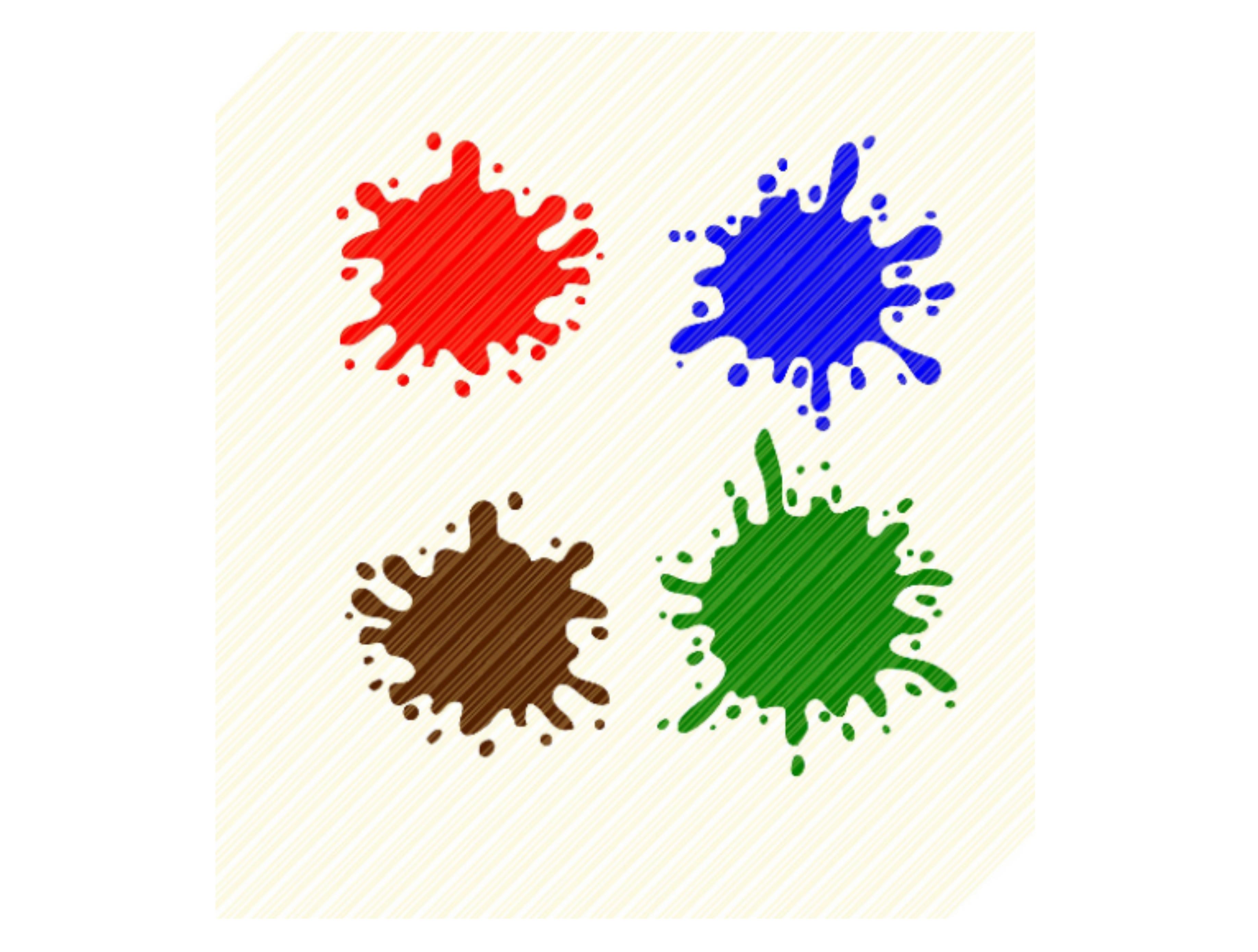 Paint Splatter Mud Splatter Splash Graphic By Svgplacedesign Creative Fabrica