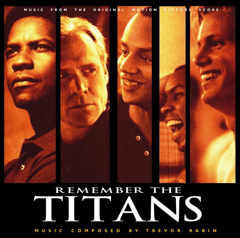 Remember the Titans - love this movie