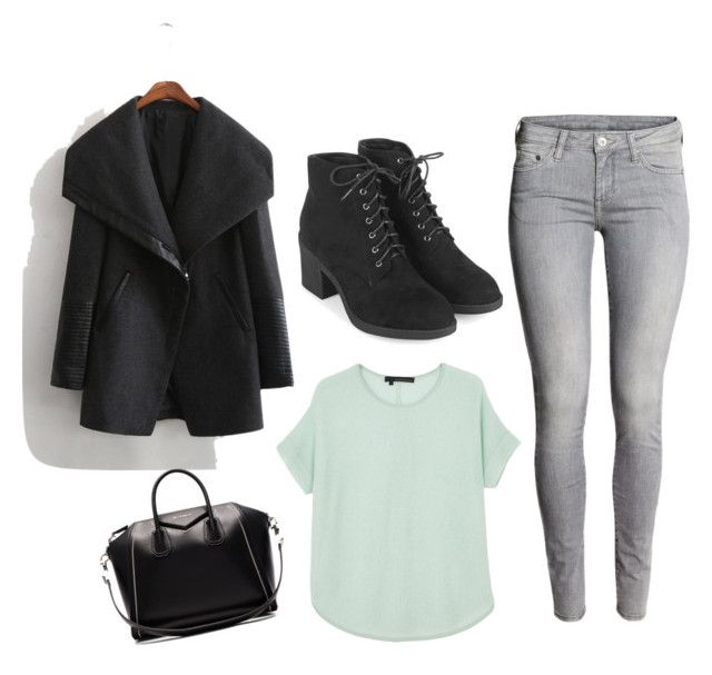 """""""ABbz Set#59"""" by andy-barbz on Polyvore featuring 360 Sweater, Topshop and Givenchy"""