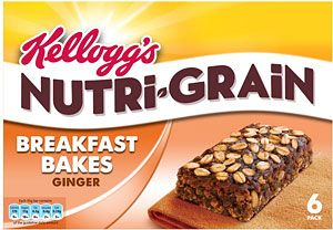 I shop and save with mySupermarket. Get the best offers on Kellogg's Elevenses Ginger Bakes (6x45g).