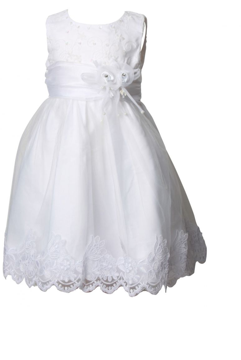 Robe de ceremonie fille 12 mois