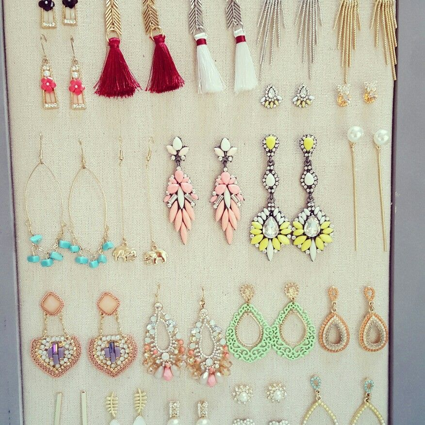 Beautiful Earrings at www.kamiskollection. com