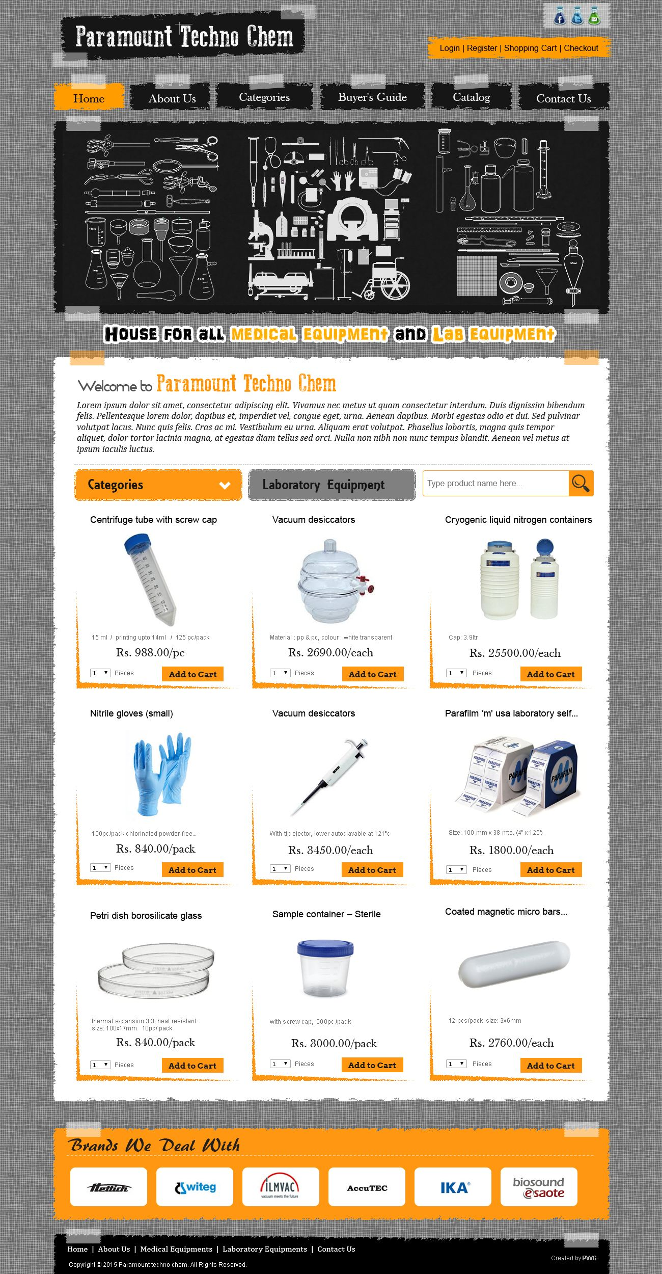 Medical theme Medical theme, Laboratory equipment