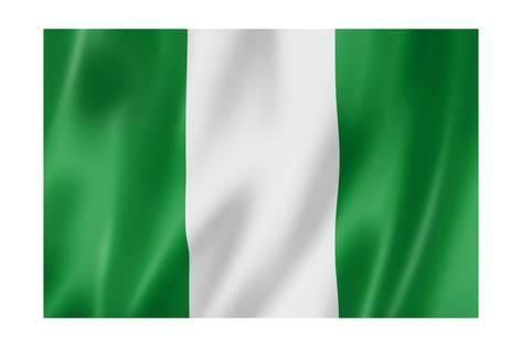 Nigerian Flag Art Print Daboost Art Com In 2021 Nigerian Flag Flag Coloring Pages Map Of Nigeria