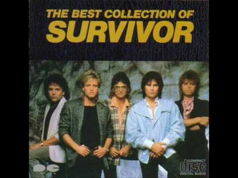 Survivor Man Against The World Survivor Band Survivor Nostalgic Songs