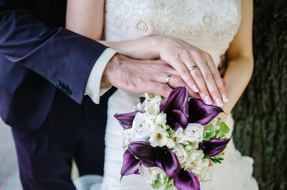 #wedding #bouquet #purple #color #beautiful #summer