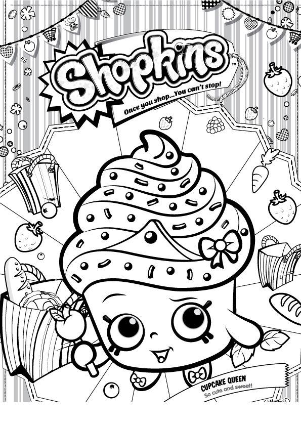 desenhos dos shopkins - Pesquisa Google | Cumple vale #6 | Pinterest ...