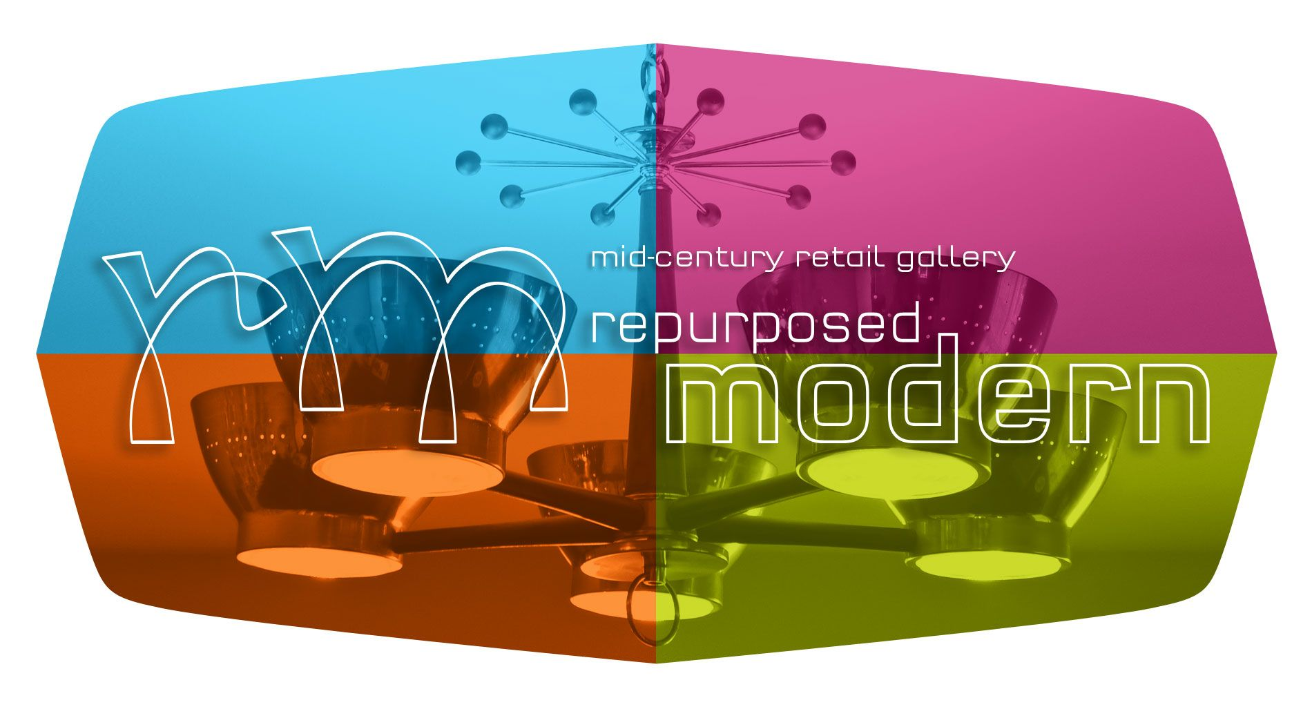 mid century modern vintage store and