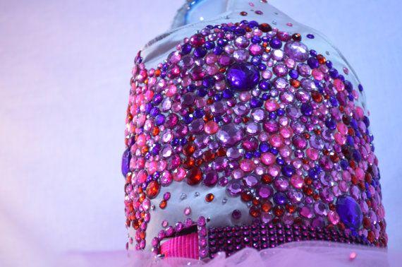 Katy Perry Inspired Bling Rhinestone Dog Dress by