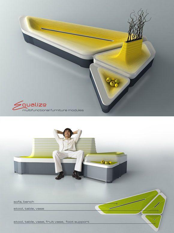 20 Futuristic Design Concepts Furniture Closet Door