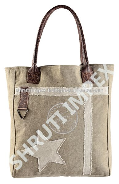 dd509a7bd3 Pin by Shruti Impex on CANVAS BAGS