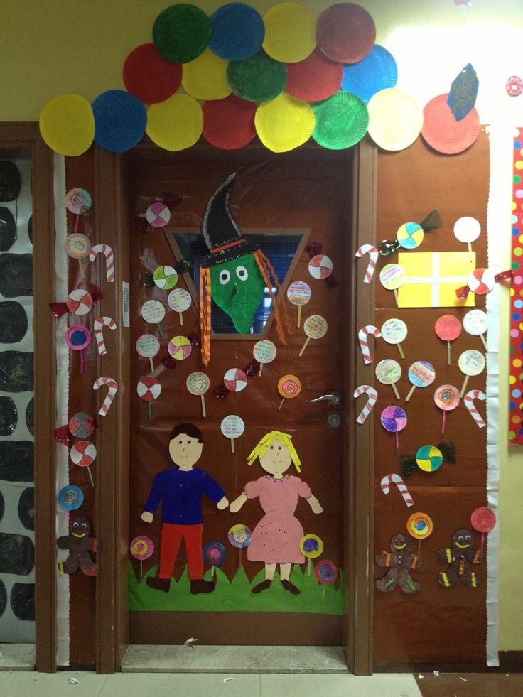 Hansel And Gretel Classroom Door Display Whatateacher