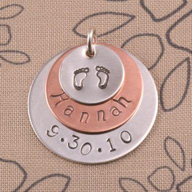 240 Beginner DIY Jewelry Tutorials | Stamped jewelry, Hand ...