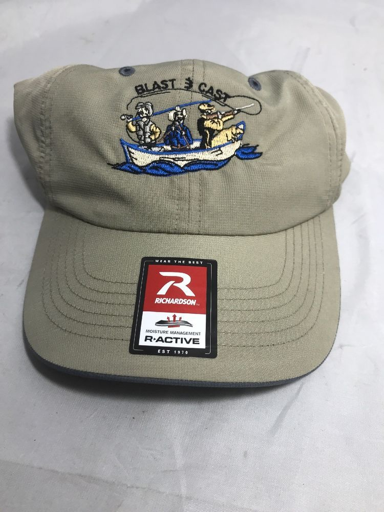 dc1bdcbbda5 BLAST  amp  CAST trucker hat by R-ACTIVE Outdoors Humor  fashion  clothing