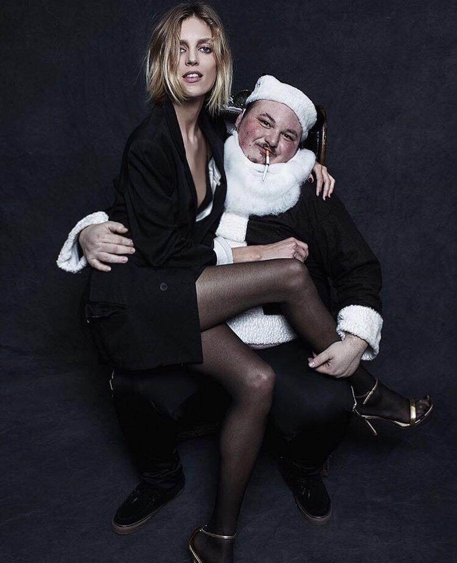 Instagram Anja Rubik naked (18 photo), Tits, Cleavage, Twitter, braless 2015