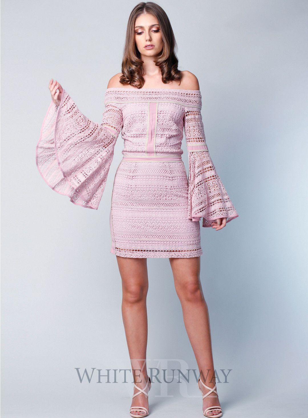 Daisy Lace Dress  Awanda  Pinterest  Crochet lace Lace dress and