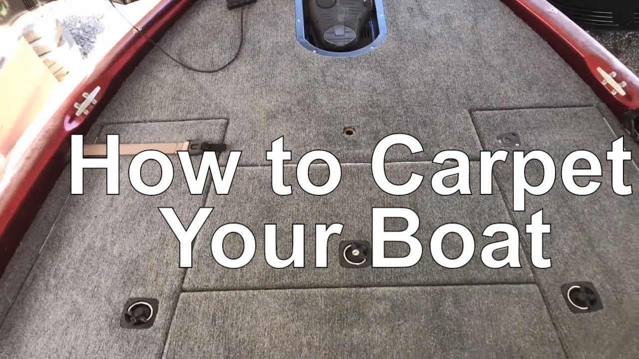 Bass Boat Carpet And Seat Replacement And A Recess Trolling Motor Tray Bass Boat Boat Carpet Bass Boat Ideas