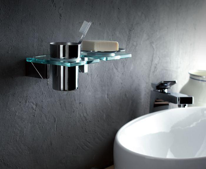 Valli Arredobagno ~ Accessori da appoggio valli prodotti crystal arredo bagno