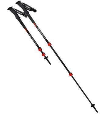 hunt, hike, camp, stick, pole, trek, carbon, aluminum, light, lightweight, durable, custom, grips