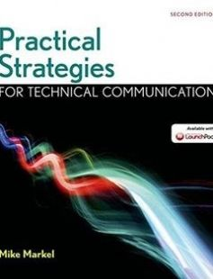 Technical Communication Pdf 10th Edition By Markel