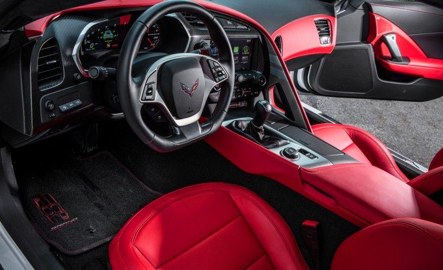 2017 Chevrolet Corvette Grand Sport Pictures Photo Gallery Car And Driver Corvette Grand Sport Corvette Chevrolet Corvette