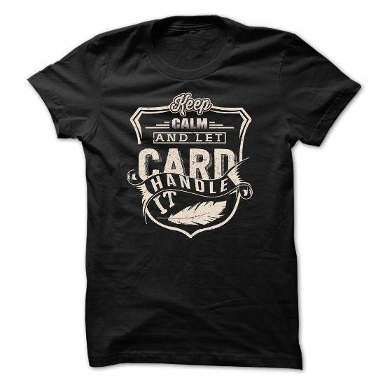 CARD T-Shirts, Hoodies, Sweatshirts, Tee Shirts (24.99$ ==► Shopping Now!)