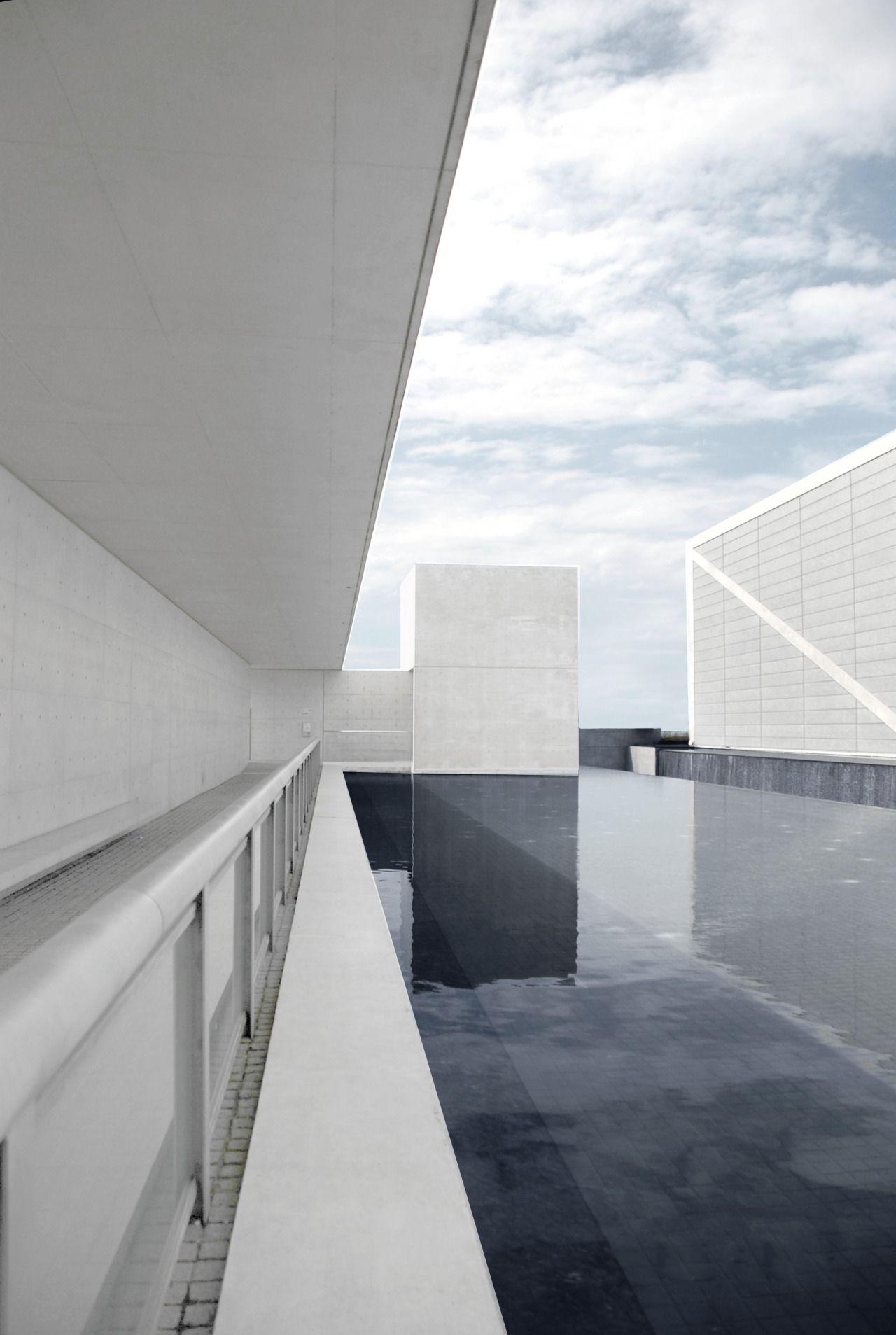 Tadao Ando - Pinned Architecture